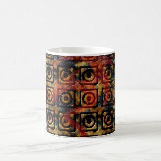 hidden dragon 11 oz magic heat Color-Changing coffee mug