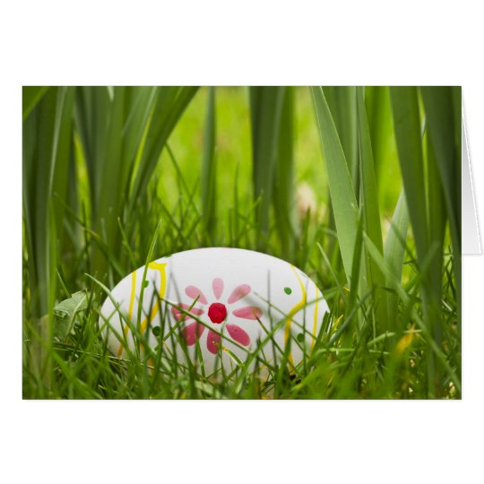 Hidden Easter Egg Card