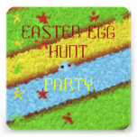 Hidden Easter Egg Woman Hunt Personalised Announcement