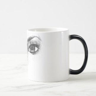 Hidden Eyes Of the Goddess Mug