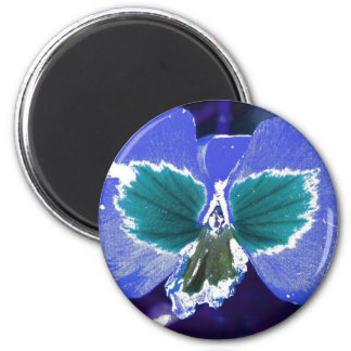 Hidden Fairy Flower Magnets