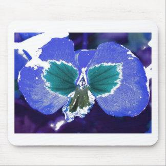 Hidden Fairy Flower Mouse Pad