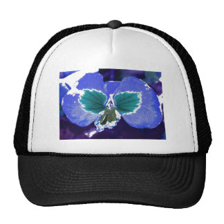 Hidden Fairy Flower Trucker Hat