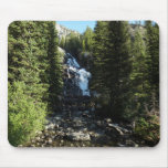 Hidden Falls in Grand Teton National Park Mouse Pad