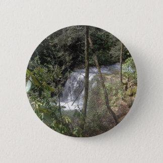 Hidden Falls Pinback Button