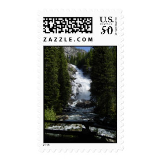 Hidden Falls  Postage