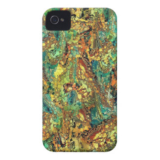 Hidden figures by rafi talby iPhone 4 case