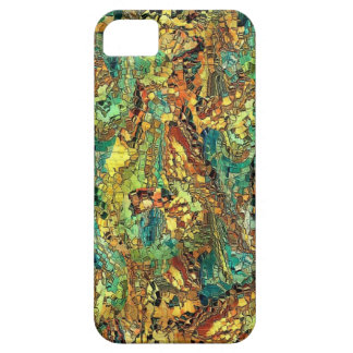 Hidden figures by rafi talby iPhone 5 cover