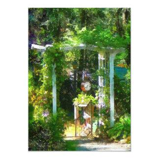 Hidden Garden Card