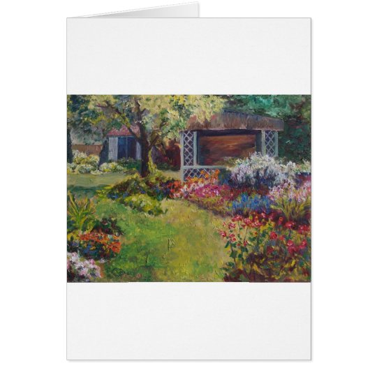 Hidden Garden Card