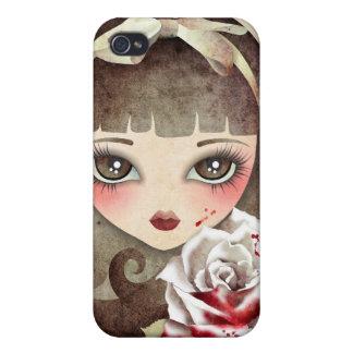 Hidden Garden iPhone 4/4S Cases