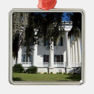 Hidden Gem in St Francisville Metal Ornament
