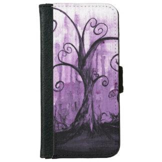 Hidden Hearts Surreal Art iPhone 6 Wallet Case