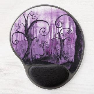 Hidden Hearts Surreal Landscape Art Gel Mousepad