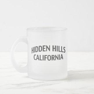 Hidden Hills California Coffee Mugs