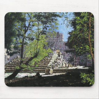 Hidden History Mouse Pad