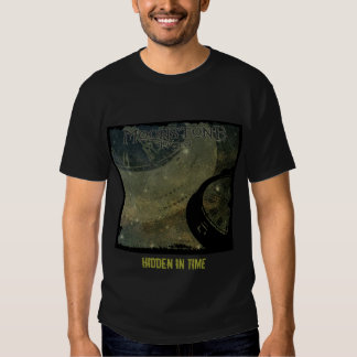 HIDDEN IN TIME Clock Artwork T-Shirt