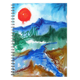 Hidden Inlet Notebook