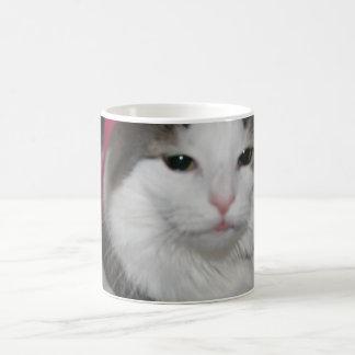 Hidden Kitty Classic White Coffee Mug