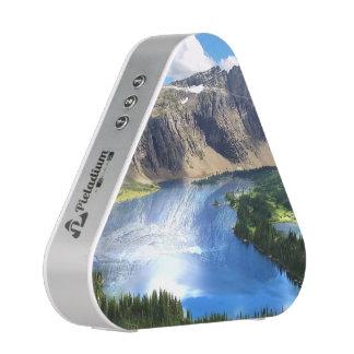 Hidden Lake in Glacier National Park Speaker