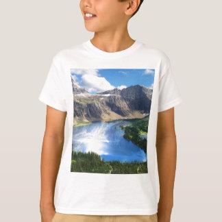 Hidden Lake in Glacier National Park T-Shirt