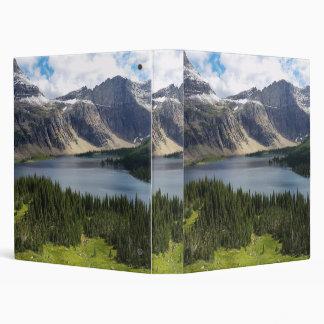 Hidden Lake Overlook Glacier National Park Montana Binder