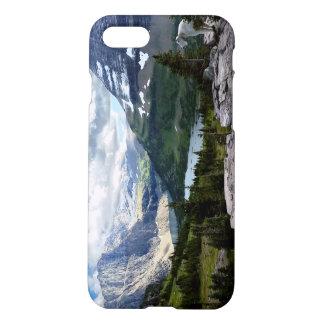 Hidden Lake Overlook Glacier National Park Montana iPhone 8/7 Case