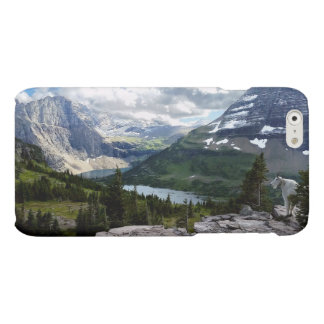 Hidden Lake Overlook Glacier National Park Montana Matte iPhone 6 Case