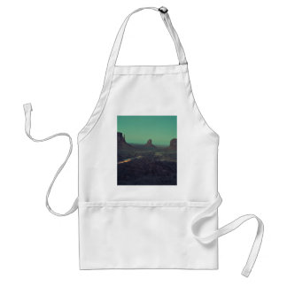 hidden lava path scenery adult apron