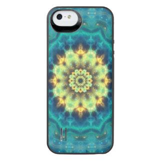 Hidden Lotus Mandala iPhone SE/5/5s Battery Case