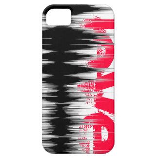 Hidden Love Sound Wave iPhone SE/5/5s Case