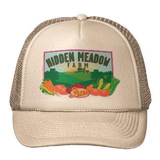 Hidden Meadow Farm Trucker Hat