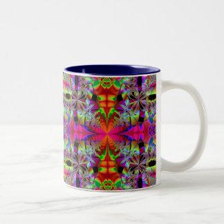 Hidden Meanings Two-Tone Coffee Mug