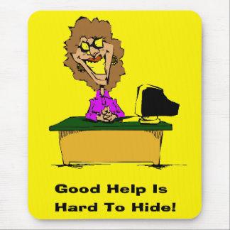 Hidden Mouse Pad