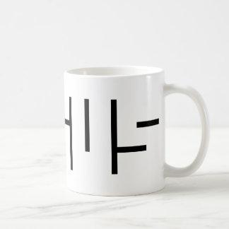 Hidden Name of Jesus Coffee Mug