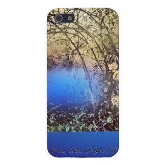 Hidden Pond iPhone 5/5S Cover