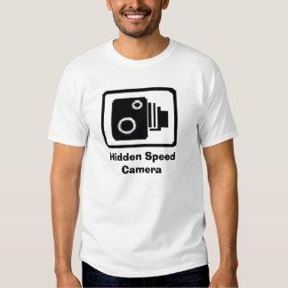 Hidden Speed Camera Tshirt