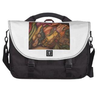 Hidden Splendors Bag For Laptop