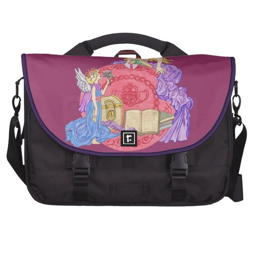 Hidden Stories of the Heart Bags For Laptop