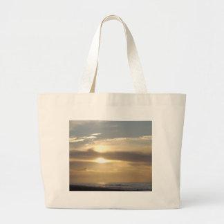 Hidden sun jumbo tote bag