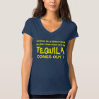 Hidden Talent TEQUILA Party Shirt