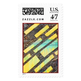 Hidden Tears Postage Stamp