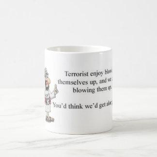 Hidden Terrorist Mug