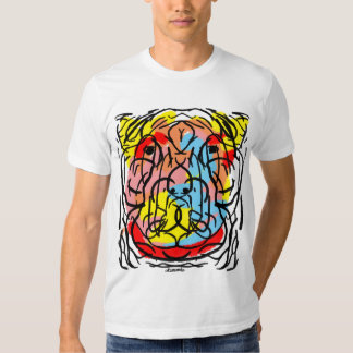 Hidden Tiger or El Tigre T-shirt with akamundo sig