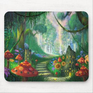 Hidden Treasure Mouse Pad
