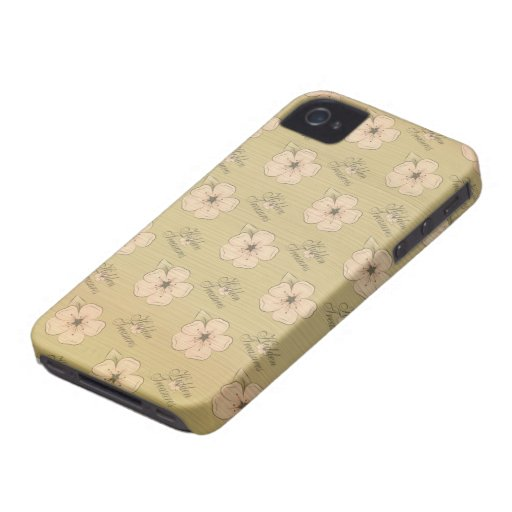 Hidden Treasures Blackberry Bold 9700/9780 Case-Mate iPhone 4 Cases
