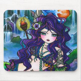 """Hidden Treasures"" Mermaid Mousepad"