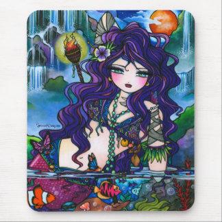 Hidden Treasures Mermaid Mousepad