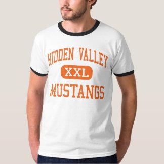 Hidden Valley - Mustangs - High - Grants Pass T-Shirt
