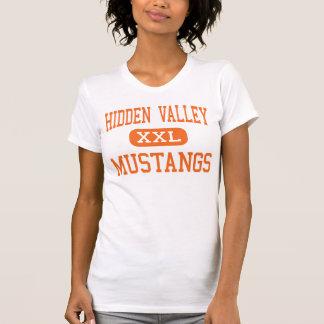 Hidden Valley - Mustangs - High - Grants Pass Shirt